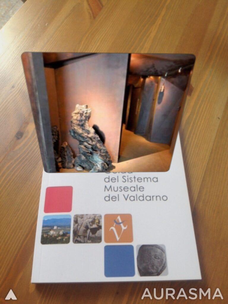 caption Guida del Territorio in Realtà Aumentata – Sistema Museale del Valdarno